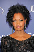 Garcelle Beauvais-Nillon at the Jimmy Choo For H&M Collection, Private Location, Los Angeles, CA. 11-02-09 — Stock Photo