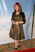Kate Flannery at NBC Universals Press Tour Cocktail Party, Langham Hotel, Pasadena, CA. 01-10-10 — Stock Photo