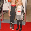 Emily Grace Reaves and Noah Cyrus - Stock Photo