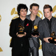 Постер, плакат: Billie Joe Armstrong Mike Dirnt Tre Cool
