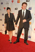 John C. Reilly and wife Alison Dickey at the 2010 MusiCares Person Of The Year Tribute To Neil Young, Los Angeles Convention Center, Los Angeles, CA. 01-29-10 — Stock Photo