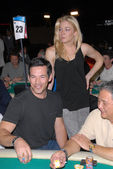 LeAnn Rimes and Eddie Cibrian — Stock Photo