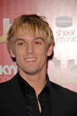 Aaron Carter at the Us Weekly Hot Hollywood Style 2009 party, Voyeur, West Hollywood, CA. 11-18-09 — Stock Photo