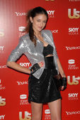 Caroline D'Amore at the Us Weekly Hot Hollywood Style 2009 party, Voyeur, West Hollywood, CA. 11-18-09 — 图库照片