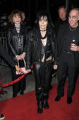 "Joan Jett at ""The Runaways"" Los Angeles Premiere, Cinerama Dome, Hollywood, CA. 03-11-10 — Stock Photo"