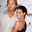 Eric Winter and Roselyn Sanchez — Stock Photo #15064305