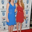 Madeline Zima and Yvonne Zima — Stockfoto