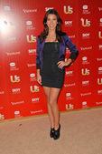 阿德里安娜科斯塔在美国每周热好莱坞风格 2009 年酒会、 偷窥、 西好莱坞,ca。 09/11/18 — 图库照片