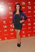 Adrianna Costa at the Us Weekly Hot Hollywood Style 2009 party, Voyeur, West Hollywood, CA. 11-18-09 — Stock Photo