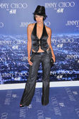 Julie Brown at the Jimmy Choo For H&M Collection, Private Location, Los Angeles, CA. 11-02-09 — Stock Photo