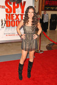 Keana Texeira at The Spy Next Door Los Angeles Premiere, The Grove, Los Angeles, CA. 01-09-10 — Stock Photo