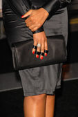 Taraji P. Henson at 'The Book Of Eli' Premiere, Chinese Theater, Hollywood, CA. 01-11-10 — Stock Photo