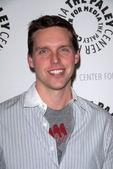 """Kevin biegel yirmi yedinci yıllık paleyfest, saban tiyatro, los angeles, ca. 03-05-10 bir parçası olarak """"cougar town"""" onurlandıran paleyfest 2010, at — Stok fotoğraf"""