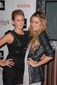 Lauren Bosworth and Lauren Conrad — Stock Photo