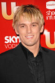 Aaron Carter at the Us Weekly Hot Hollywood Style 2009 party, Voyeur, West Hollywood, CA. 11-18-09 — 图库照片