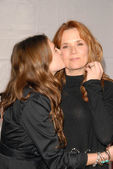 Lea Thompson and daughter Zoey Deutch — Photo