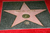 Ringo Starr's star — Stock Photo