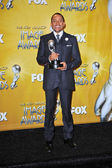 Hill Harper at the 41st NAACP Image Awards - Press Room, Shrine Auditorium, Los Angeles, CA. 02-26-2010 — Стоковое фото