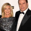 Постер, плакат: Olivia Newton John and John Travolta