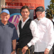 "John Stamos and members of ""The Beach Boys"" — Lizenzfreies Foto"