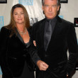 ������, ������: Keely Shaye Smith and Pierce Brosnan at the Peace Over Violence 38th Annual Humanitarian Awards Beverly Hills Hotel Beverly Hills CA 11 06 09