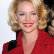 Постер, плакат: Katherine Heigl at Los Angeles Premiere of Marley and Me Mann Village Theater Los Angeles CA 12 11 08