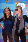 Rosario Dawson and Leslie Bibb — Stock Photo