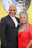 James Pickens Jr. at the 41st NAACP Image Awards - Arrivals, Shrine Auditorium, Los Angeles, CA. 02-26-10 — Stock Photo