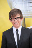 Kevin McHale at the 41st NAACP Image Awards - Arrivals, Shrine Auditorium, Los Angeles, CA. 02-26-10 — Stock Photo