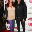 Photo: Slash and wife Perla