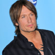 Keith Urban  at the 2009 American Music Awards Press Room, Nokia Theater, Los Angeles, CA. 11-22-09 — 图库照片