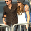 Kate Beckinsale and Len Wiseman — Lizenzfreies Foto