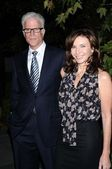 Ted Danson and Mary Steenburgen — Stockfoto