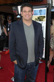 Adam Richman at the Los Angeles Screening of Paper Heart. Vista Theatre, Los Angeles, CA. 07-28-09 — Stock Photo