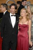 Jon Hamm and Jennifer Westfeldt at the 15th Annual Screen Actors Guild Awards. Shrine Auditorium, Los Angeles, CA. 01-25-09 — Stock Photo