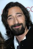 Adrien Brody at the Los Angeles Premiere of Cadillac Records. The Egyptian Theater, Hollywood, CA. 11-24-08 — Stock Photo