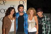 Sophia Bush, Brody Jenner, AnnaLynne McCord and Joel Madden — Stock Photo