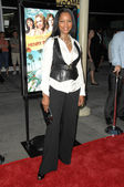 "Garcelle Beauvais-Nilon At the Premiere of ""Henry Poole is Here"". Arclight Cinemas, Hollywood — Stock Photo"