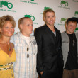 KellLutz and family at Moods of Norway U.S. Flagship Launch, Beverly Hills, C07-08-09 — Stock Photo #15091311
