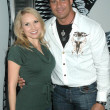 Foto Stock: AlanCurry and Jose Canseco at Birthday Bash for Katie Lohmann. S Bar, Hollywood, CA. 01-27-09