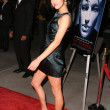 Jessica Stroup at the Los Angeles Premiere of 'The Informers'. Arclight Theater, Hollywood, CA. 04-16-09 — Stock Photo