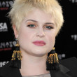 Kelly Osbourne at the Los Angeles Premiere of Terminator Salvation. Graumans Chinese Theatre, Hollywood, CA. 05-14-09 — Stock Photo #15096333