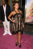 Adrienne Bailon at the Los Angeles Premiere of The House Bunny. Mann Village Theater, Westwood, CA. 08-20-08 — Stock Photo