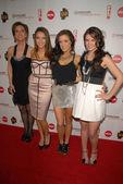 Alexis Neiers, Gabrielle Neiers, Tess Taylor, Andrea Arlington — Stock Photo