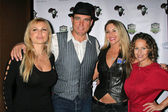 Vinnie Jones and the Sirens of Soccer — Stock Photo