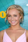 Hayden Panettiere at the Teen Choice Awards 2009. Gibson Amphitheatre, Universal City, CA. 08-09-09 — Stock Photo