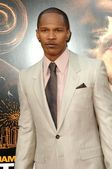 Jamie Foxx at the Los Angeles Premiere of 'The Soloist'. Paramount Theatre, Hollywood, CA. 04-20-09 — Stock Photo