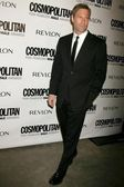 Aaron Eckhart at Cosmopolitans 2009 Fun Fearless Awards. SLS Hotel, Beverly Hills, CA. 03-02-09 — Stock Photo