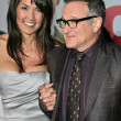 Susan Schneider and Robin Williams — Stock Photo #15100817