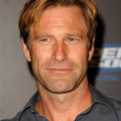 ������, ������: Aaron Eckhart at Pepsi 500 Running Wide Open Avalon Hollywood CA 08 27 08